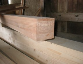 Dřevěný sortiment