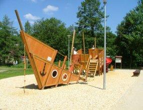 Veřejná dětská hřiště