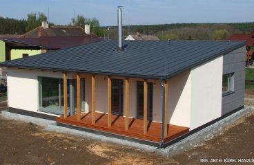 Typový dům DP 107