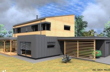 Typový dům DSPP 160