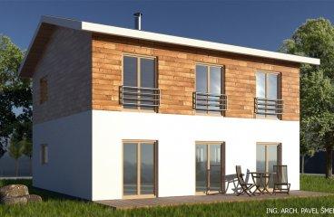 Typový dům DSPS 127