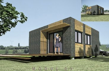 Mobilní dům MODUL 03