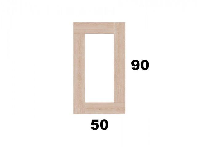 Vyvýšený záhon 50x90 - obdelníkový