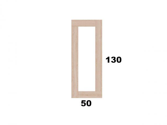 Vyvýšený záhon 50x130 - obdelníkový