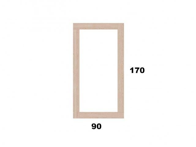 Vyvýšený záhon 90x170 - obdelníkový