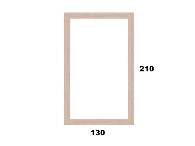 Vyvýšený záhon 130x210 - obdelníkový