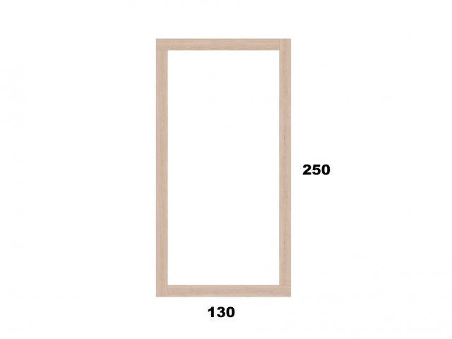 Vyvýšený záhon 130x250 - obdelníkový