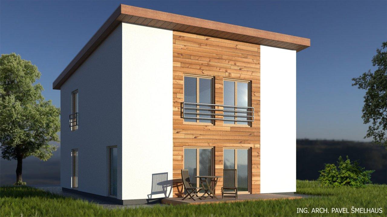 Typový dům DSPP 124
