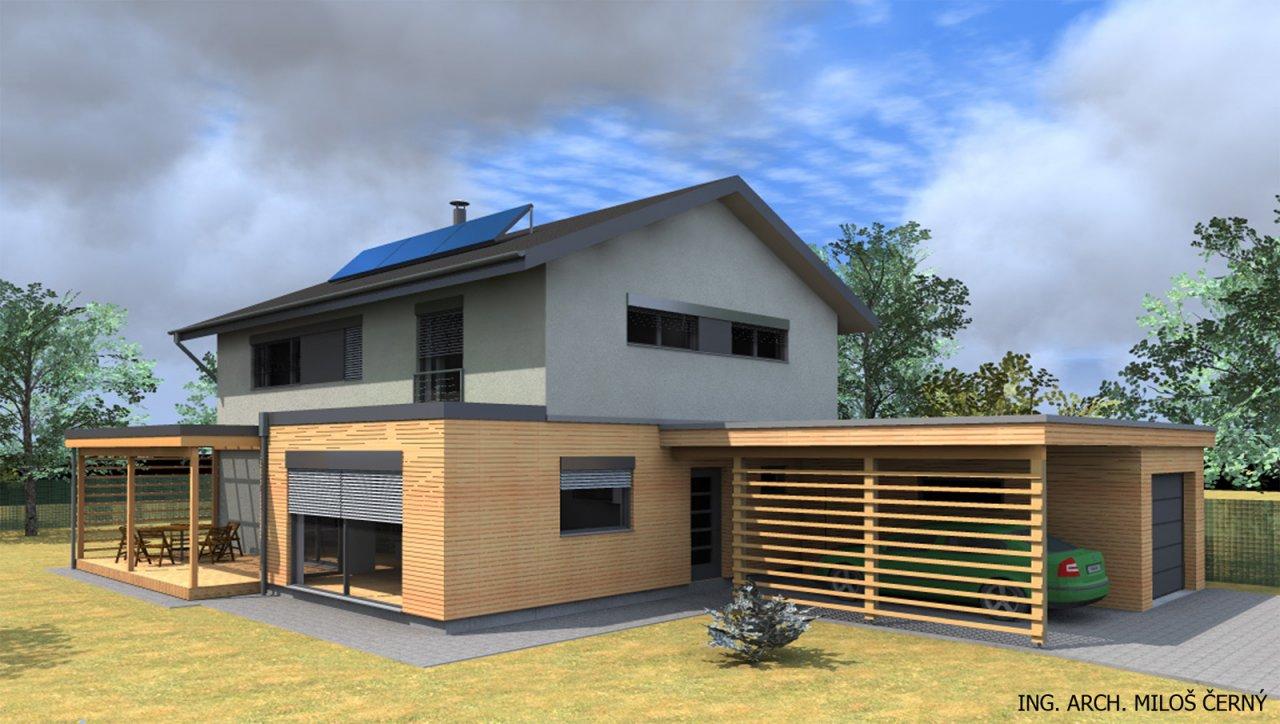 Typový dům DSPS 160