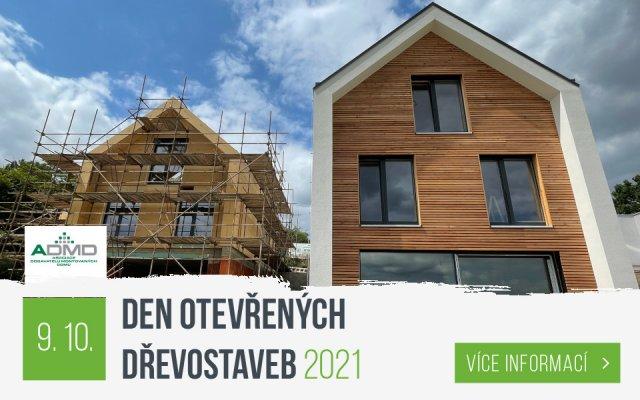Den dřevostaveb 2021