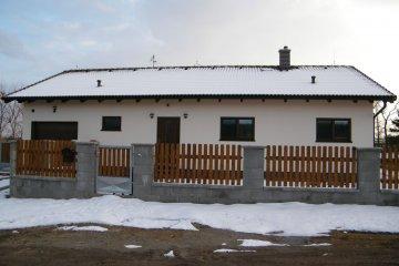 Rodinný domek Blatnice u Nýřan