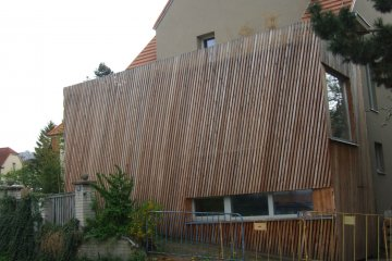 Přístavba Praha - Modřany