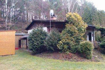 Předělání chaty na RD - Horní Bříza