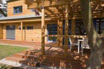 Dřevěný dům v Řevnicích