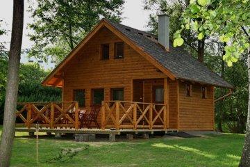 Dřevěná chata Mladá Vožice
