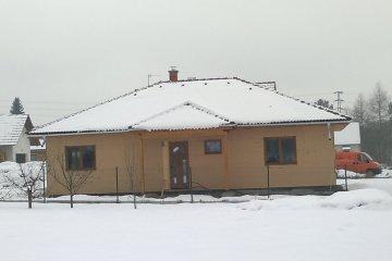 Rodinný dům v Rokycanech