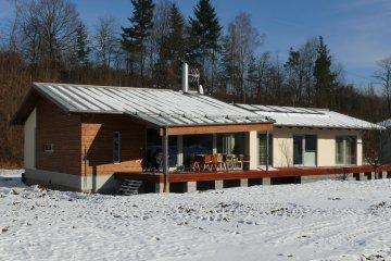 Rodinný domek - Kamenný Újezd