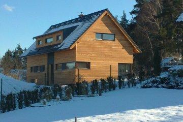 Rodinný dům Voděrady